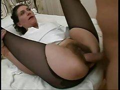 Perancis berbulu matang 03 anal